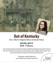 Out of Kentucky 2 Poster
